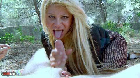 Naughty big titted mature seeking hard...photo 3