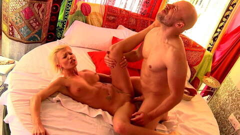 Porn massage for hot horny milf photo 1
