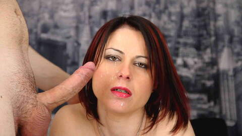 Milf fucking the son of the neighbour ...photo 4